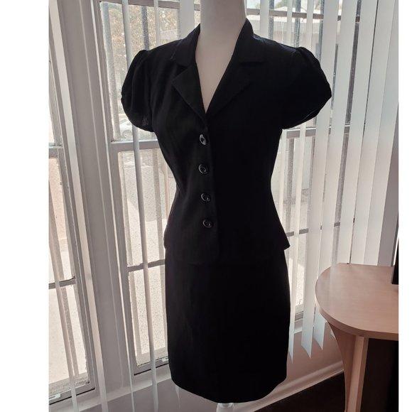My Michelle Dresses & Skirts - My Michelle (2) piece skirt jacket short sleeve